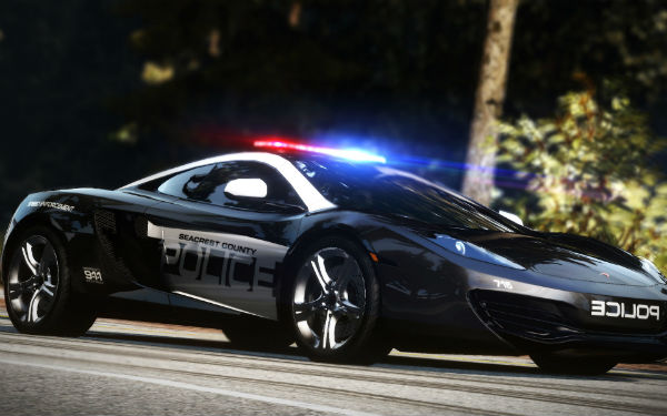 nfs hot pursuit cop car wide