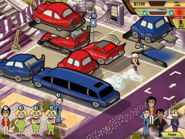 parking dash pc game