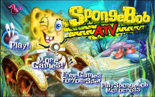 spongebob scarypants terrifying spongebob