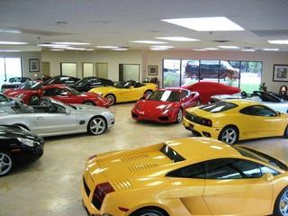 Las Vegas Exotic Car Rental: You're Car Rental Galore