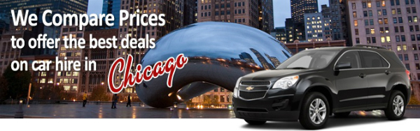 car rental chicago offer