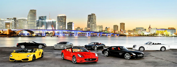 car rental miami beach