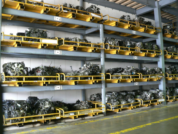 available car parts warehouse