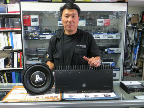 car audio san diego
