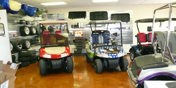 Club Car Golf Car Parts: Some Essential Car Parts to Give your Car that Personalized Effect