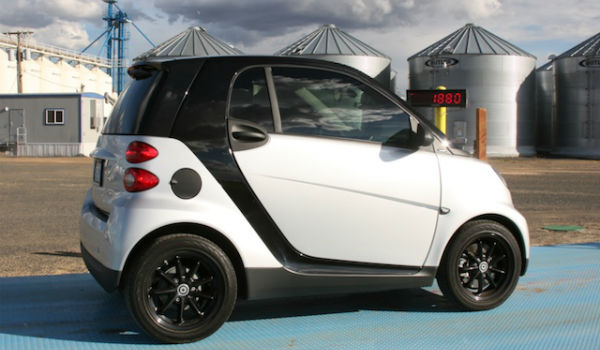 pricce smart car