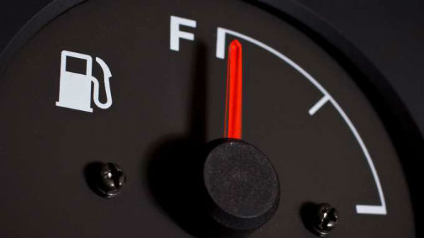 smart car fuel gauge