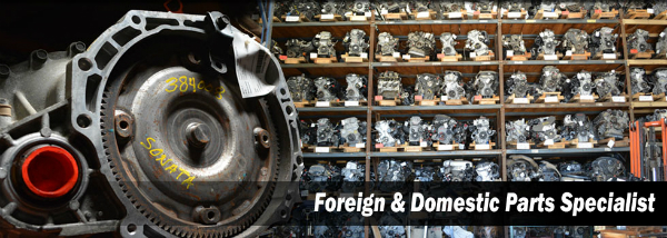 used foreign car parts