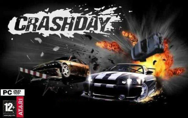 crashday racing games