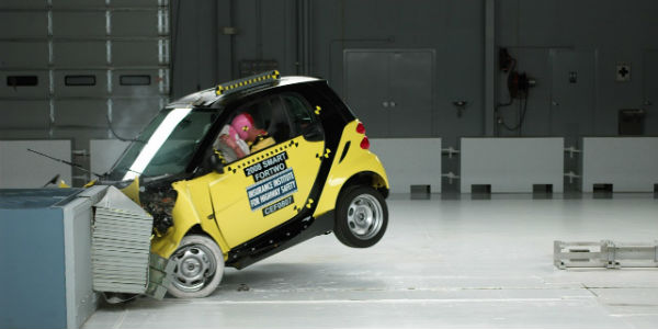 Is the Smart Car Crash Resistant and Safe As a Small Car?