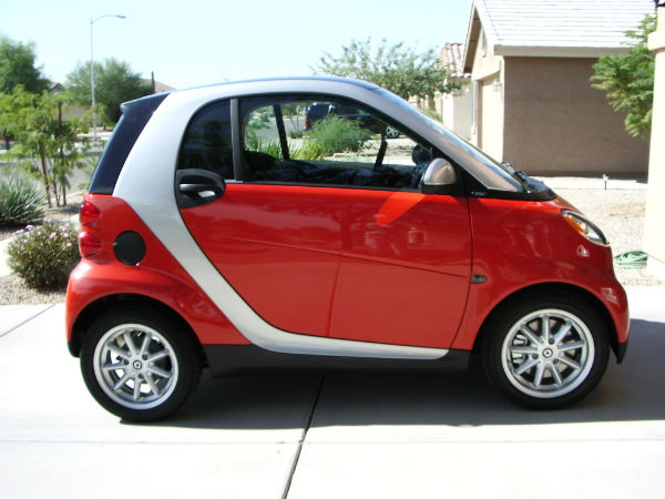 smart car prices