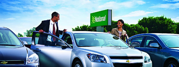 national car truck rentals